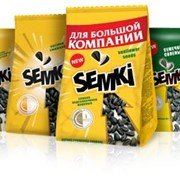 Семечки ТМ Semki 70 гр ЭКСПОРТ фото