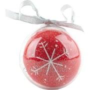 Новогодний шар в футляре Елочная игрушка фото