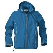 Куртка софтшелл мужская SKYRUNNING, синяя, размер XXL фото