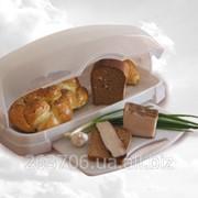 Хлебница с кухонной доской фото