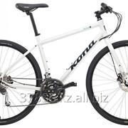 Велосипед городской Dew Pluse White,700CX59CM 2014 Kona. фото