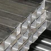 Труба профильная 80x70 мм, сталь 7Х3, прямоугольная, в наличии фото