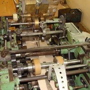 Станок для производства бумажных пакетов - ТК ІІ. фото