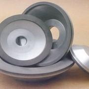 Круг алмазный шлифовальный тарельчатый конический фото