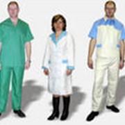 Медицинская одежда фото