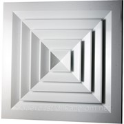 Диффузор потолочный квадратный RAD 225*225 фото