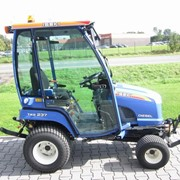 Минитракторы с кабиной, Минитракторы с кабиной Iseki TXG 237 ALLRAD купить Украина фото