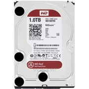Накопитель HDD SATA 1.0TB WD Red 5400rpm 64MB (WD10EFRX) фото