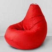 Кресло-мешок - Груша, размер L, красный фото
