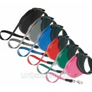 Поводок-рулетка для собак Flexi COMFORT COMPACT (лента) (Флекси) 5м/25кг фото