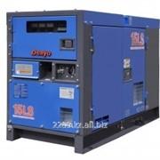 Дизельный генератор трехфазный Denyo 15LSK фото
