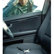 Аварийное открытие автомобилей фото