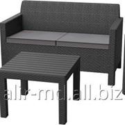 Комплект мебели для дачи ORLANDO фото