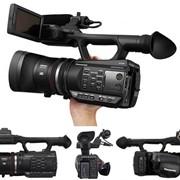 Аренда профессиональной видеокамеры Sony, Panasonic FullHD фото