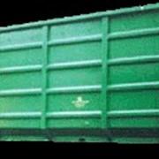 Контейнер для вывоза мусора 20 куб. м. фото