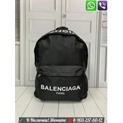 Рюкзак Balenciaga Explorer Everyday Тканевый Баленсиага фото