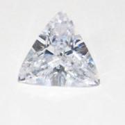 Треугольник бесцветный 2,5х2,5 фото