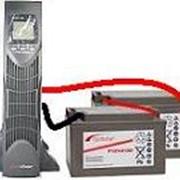 ИБП EXA Power 1000RTL + 2 АКБ FR 45 А*ч -12В (для котла, дома, техники) фото