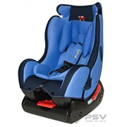 Автокресло детское 0-25кг. Little Car 718 синий фото