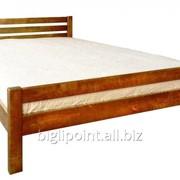 Кровать Элегант 1600*2000 орех фото