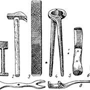 Ковочный инструмент фото