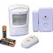 Сигнализация GSM Shivaki Express GSM KIT. Комплект датчик движения+датчик открытия. 300031 фото