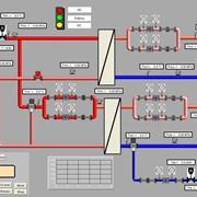 Монтаж засобів автоматики об'єктів теплоенергогосподарства (котелень, теплопунктів) фото