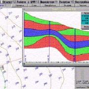 Программа CREDO_GEO Объемная геологическая модель фото