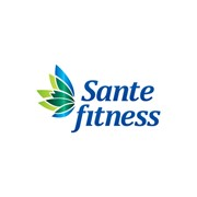 Разработка логотипа для Santé Fitness фото