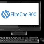 Сервер HP EliteOne 800 AiO i5-4570S 500G 4.0G DVDRW Win8/Win7 Pro 23 IPS WLED HD 2Mpx WebCam Core i5-4570S 2.9GHz фото