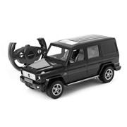 Mercedes-Benz G55 AMG RASTAR, 1:14 радиоуправляемая модель, Джойстик, Чёрный фото