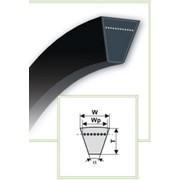 Ремни клиновые узкого профиля фото