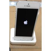 USB кредл док-станция для Apple iPhone 5 (белый цвет) 1666 фото