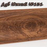 Плинтус Korner Perfect Wood 62 Дуб Южный 232 фото