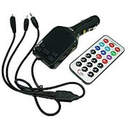 Модулятор FM KС-608 фото