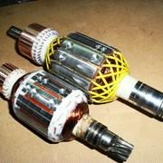 Перемотка якорей и статоров электроинструмента. фото
