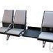 Cкамейка Аэрофорум ст-2+столик 2+1секции фото