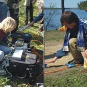Услуги геофизической съемки и разведки фото