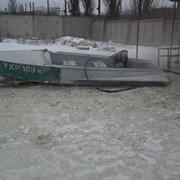Пескоструйная очистка лодок, катеров, яхт фото