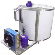 Охладитель молока вертикального типа на 100 литров фото