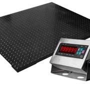 Весы платформенные электронные фото