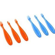 Набор зубных щеточек (3шт. в уп.) фото