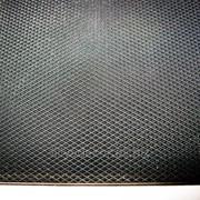 Набоечный лист DIAMOND 50*50*0,6 чёрный фото