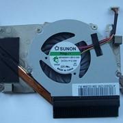 Вентилятор (кулер) для ноутбука GATEWAY NAVEO LT24 DOT S3 с системой охлаждения, p/n: MG40050V1-B010-S99 фото
