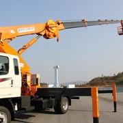Автогидроподъемник (автовышка) Южная Корея, от 10 до 45 метров фото