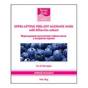 BeautyStyle Лифтинг-маска коллагеновая с экстрактом черники Beauty Style - One-phase Collagen Lifting Masks Bilberry Extract 4503310 30 г фото
