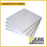 Полиацеталь лист 5х2000х1000 ПОМ фото