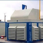 Газозаправочное оборудование Microskid фото