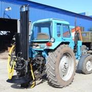 Навес на трактор УБ-НТ фото