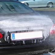 Услуги автомойки, услуги химчистки автомобиля фото